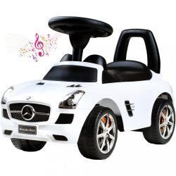 Gyermek kisautó Bayo Mercedes-Benz white