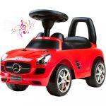 Gyermek futóbicikli Bayo Mercedes-Benz red