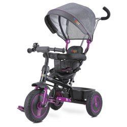 Gyerek háromkerekű bicikli Toyz Buzz purple