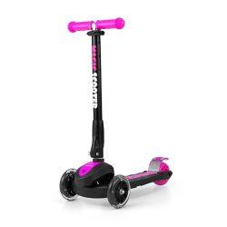 Gyerek roller Milly Mally Magic Scooter rózsaszín