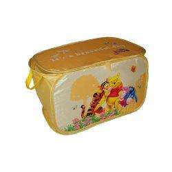 Praktikus tárolódoboz gyerekszobába Disney micimackó