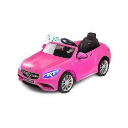 Elektromos autó Toyz Mercedes-Benz S63 AMG-2 motorral pink