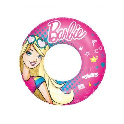 Gyermek felfújható úszógumi Bestway Barbie