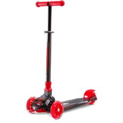 Gyerek roller Toyz Carbon red