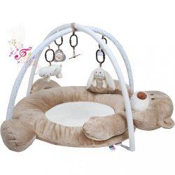 Luxus játszószőnyeg melódiával PlayTo maci
