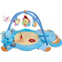 Játszószőnyeg melódiával PlayTo elefánt