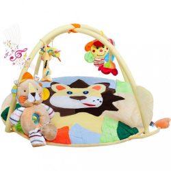 Játszószőnyeg melódiával PlayTo oroszlán