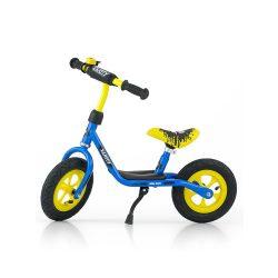 """Gyermek lábbal hajtós bicikli Milly Mally Dusty blue 12"""""""