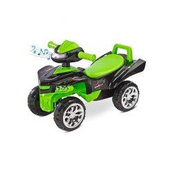Jármű négykerekű Toyz miniRaptor zöld