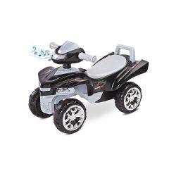 Jármű négykerekű Toyz miniRaptor szürke