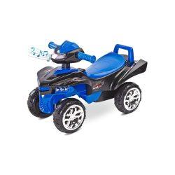 Jármű négykerekű Toyz miniRaptor kék