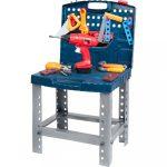 Gyerek műhely Bayo 2v1 + 50 db tartalék
