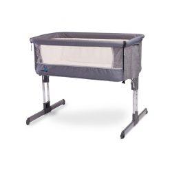 Gyermek kiságy CARETERO Sleep2gether graphite