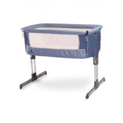Gyermek kiságy CARETERO Sleep2gether navy
