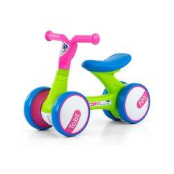 Gyerek futóbicikli  Milly Mally Tobi pink-green
