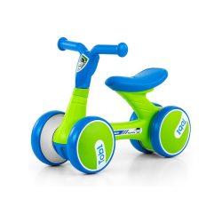 Gyerek futóbicikli  Milly Mally Tobi blue-green