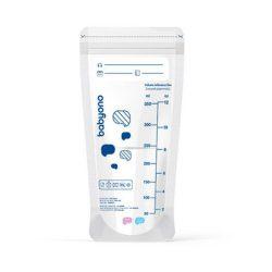 Élelmiszer-tasak készlet hőmérséklet-indikátorral  Baby Ono 350 ml - 20 db