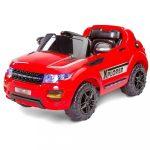 Elektromos autó Toyz Xplorer- 2 motorral red