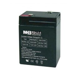 Pb akkumulátor MHB VRLA AGM 6V4,5Ah (MS 4-6)
