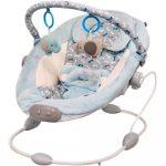 Gyerek pihenőszék Baby Mix blue