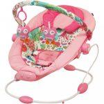 Gyerek pihenőszék Baby Mix dark pink