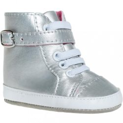 Gyermek cipő Bobo Baby 12-18h ezüst
