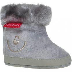 Gyermek téli cipő Bobo Baby 3-6h  szürke