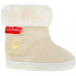 Gyermek téli cipő Bobo Baby 3-6h bézs