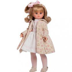 Luxus spanyol baba-kislány Berbesa Flora 42cm