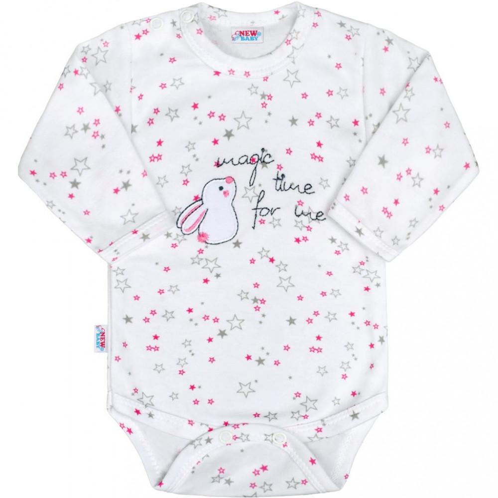 b18aad200f Baba body New Baby Magic Star rózsaszín - Pindurka Bababolt! - A ...