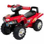 Gyerek négykerekű jármű Bayo red