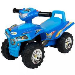 Gyerek négykerekű jármű Bayo blue