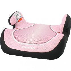 Autós gyerekülés - ülésmagasító Nania Topo Comfort Skyline 2017 pink