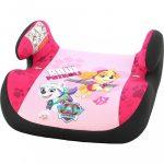 Autós gyerekülés - ülésmagasító Nania Topo Comfort Paw Patrol 2017 pink