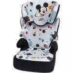 Autós gyerekülés Nania Befix Sp Mickey 2017 grey