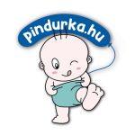 Gyerek bébikomp hintával Baby Mix pink