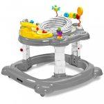Gyermek bébikomp Toyz HipHop 3az1 szürke