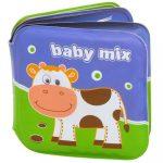 Fürdőjáték Baby Mix könyv farm