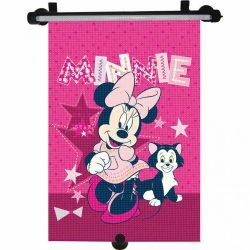 Autós napellenző Minnie rózsaszin
