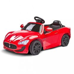 Elektromos autó Toyz MASERATI GRANCABRIO - 2 motorral red
