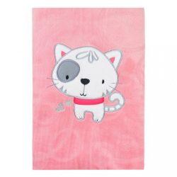 Gyerek pléd Koala Animals rózsaszín