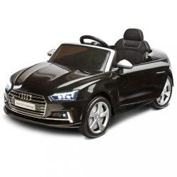 Elektromos autó Toyz AUDI S5 - 2 motorral black