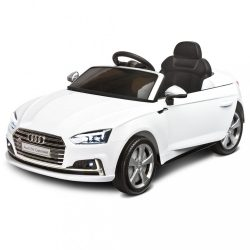 Elektromos autó Toyz AUDI S5 - 2 motorral white