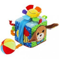 Interaktív játék  Baby Mix kocka kutyus