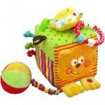 Interaktív játék  Baby Mix kocka cica