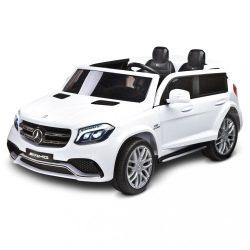 Elektromos autó Toyz MERCEDES GLS63 - 2 motorral white