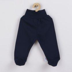Baba lábfejes nadrág New Baby Classic II sötét kék