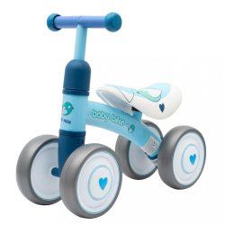 Gyerek futóbicikli Baby Mix Baby Bike kék