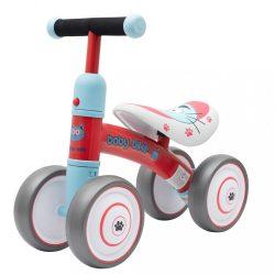 Gyerek futóbicikli Baby Mix Baby Bike piros