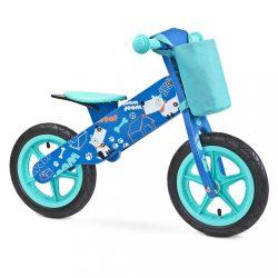 Gyermek lábbal hajtós bicikli Toyz Zap 2018 blue